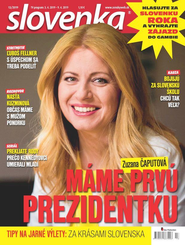Slovenka 13 / 2019