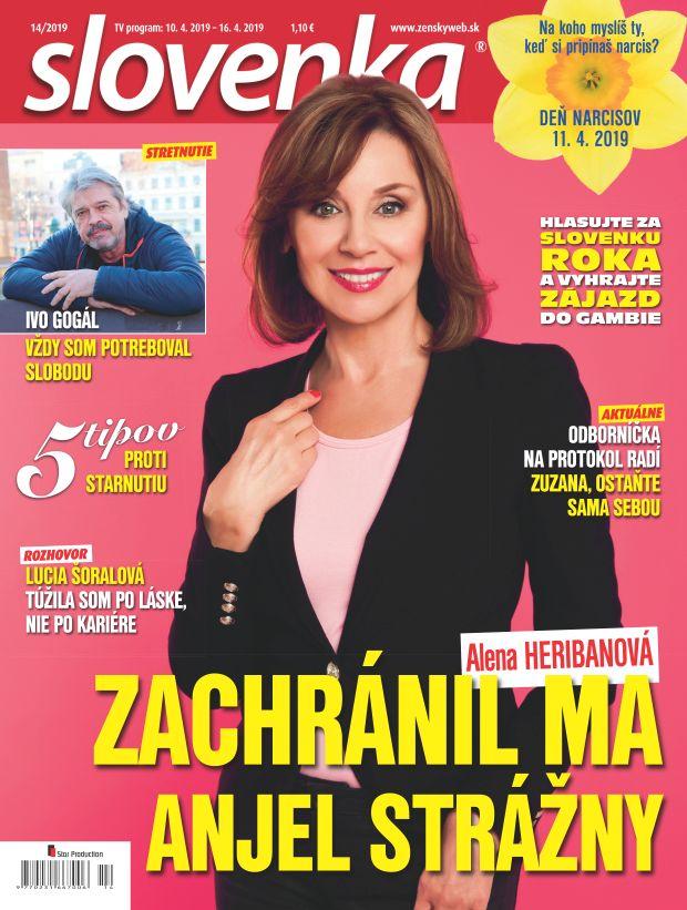 Slovenka 14 / 2019