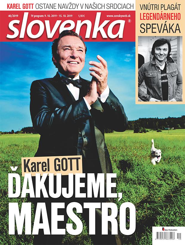 Slovenka 40 / 2019