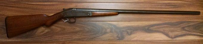 REMINGTON MODEL #9 RYDER 12 GAUGE SHOTGUN