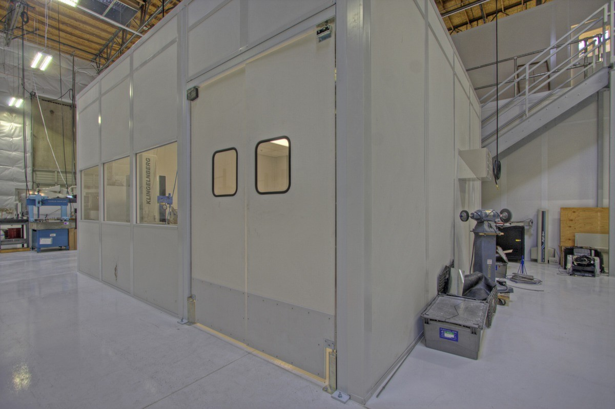 Portable Clean Room Photos  Modular Clean Room Wall Systems