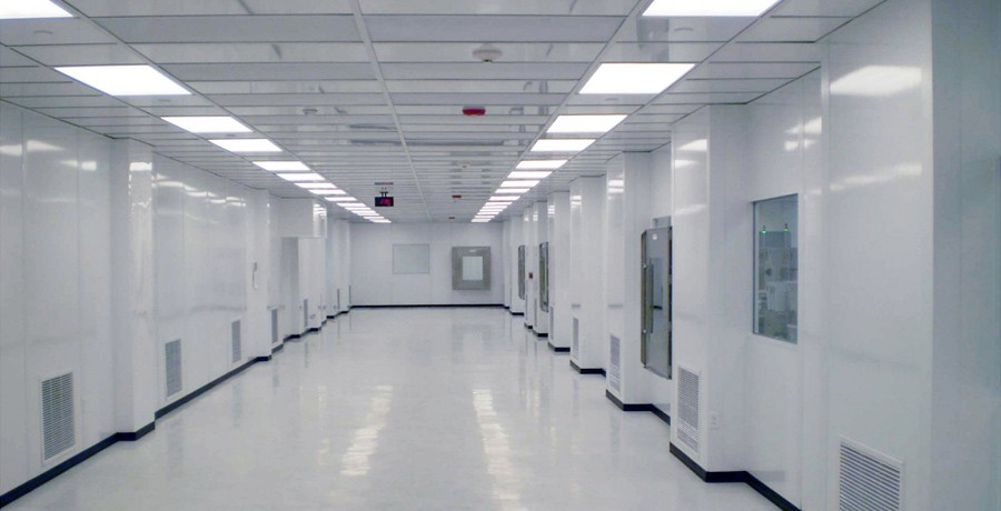 Modular Semiconductor Clean Rooms For Wafer Fabrication