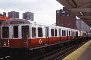 Red line train