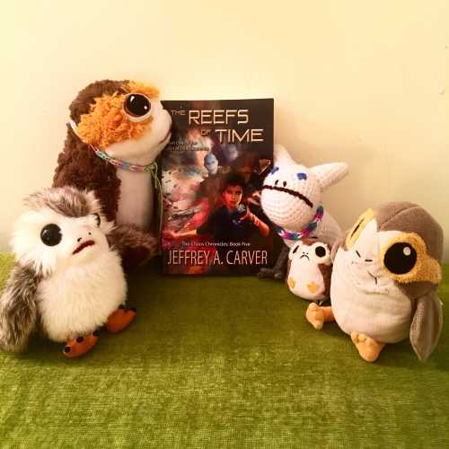 Porgs and The Reefs of Time