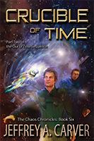 Cover for Crucible of Time - Chaos Chronicles