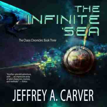 The Infinite Sea audiobook cover