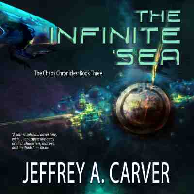The Infinite Sea audiobook cover