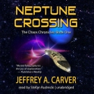 Audiobook cover art - Neptune Crossing