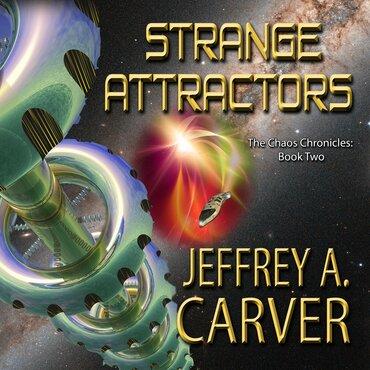Strange Attractors audiobook cover art