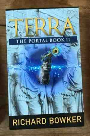 Cover to Terra, by Richard Bowker