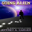 Going Alien audiobook cover