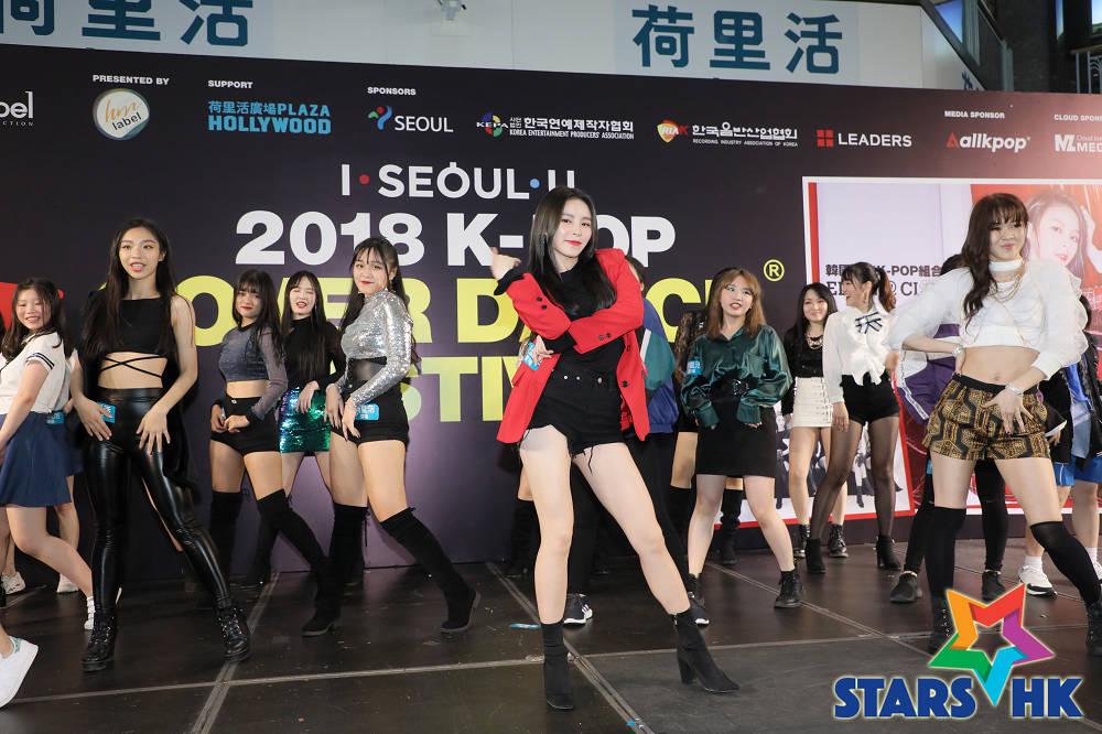 韓國超人氣女團CLC香港成員ELKIE莊錠欣 Solo首演《BLACK DRESS》勁歌熱舞炒熱全場 - STARSHK
