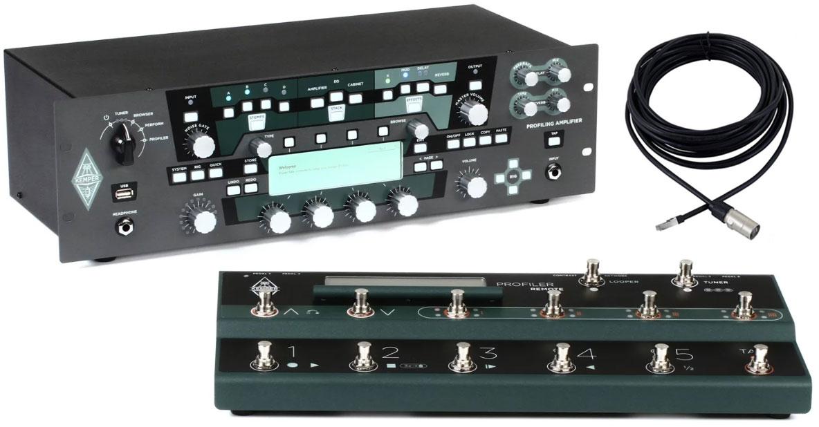 profiler rack set w remote
