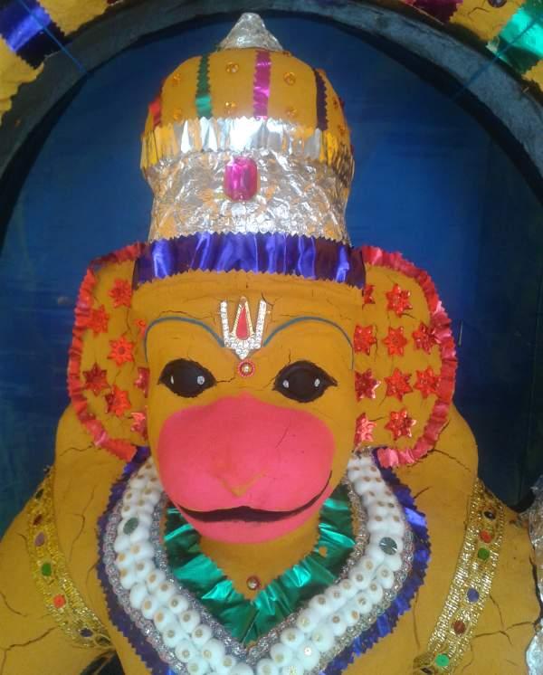 hanuman pooja