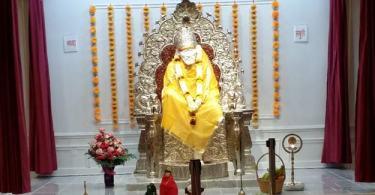 Shirdi Saibaba temple USA