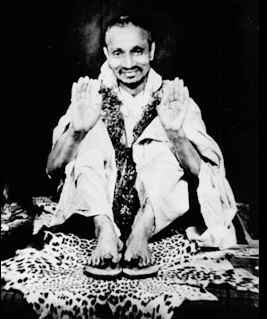 shri shridhara swamiji Samadhi