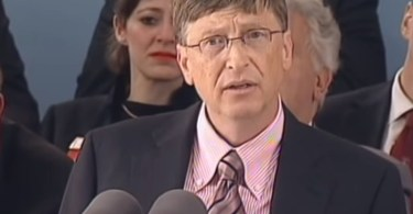 Bill gates Harvard University speech