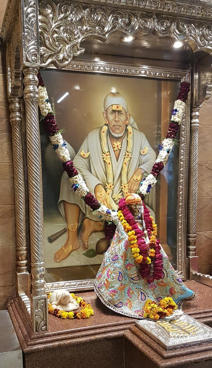 Shirdi Saibaba temple in Chandigarh