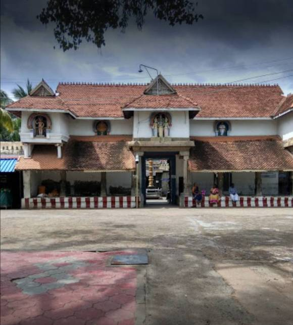Nagarajar temple, Nagarcoil