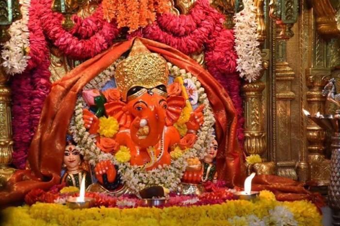 Shree siddhivinaya ganesha temple