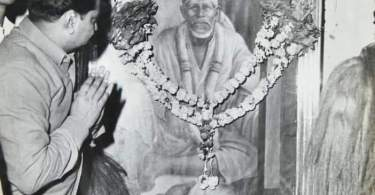 Shirdi Saibaba Old Photo