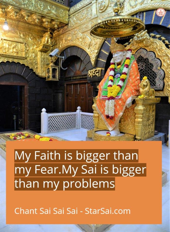 Shirdi Saibaba Faith