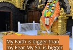 Shirdi Saibaba Faith