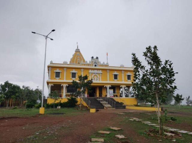 Swami Samarth temple in Gulbarga