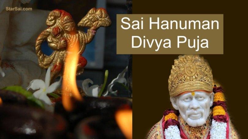 Sai Hanuman Divya Puja