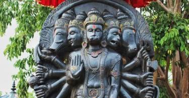 Hanuman dreams