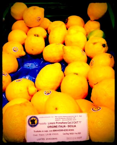 limone non edibile