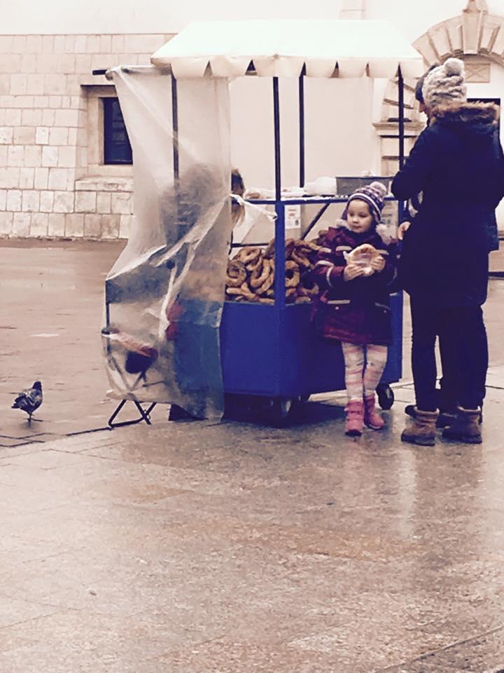 Krakow tender scene