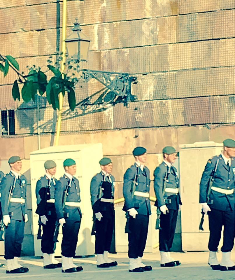 Gamla Stan_Stockholm_Royal Guards