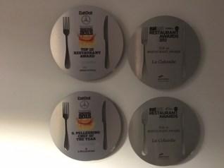 La Colombe Costantia_awards