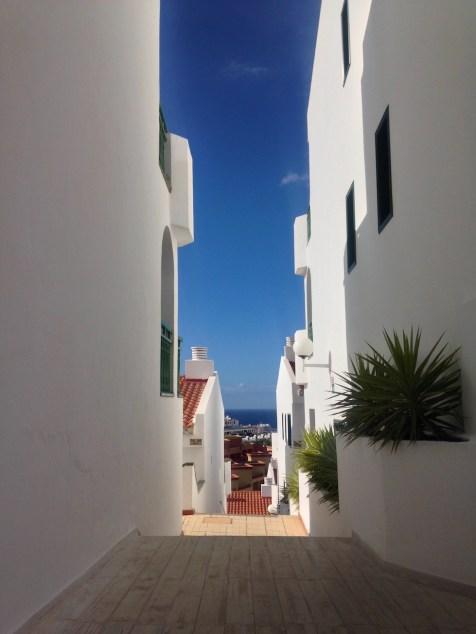Neptuno Apartments, Costa Adeje, Tenerife.