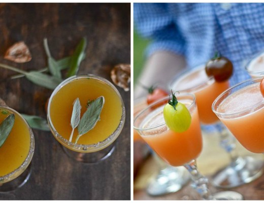 unique cocktails with herbs and spices