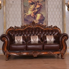 Sectional Sofa Purchase Lazy Boy Leather Care Italian Style Wooden Set Designs Hand Carved