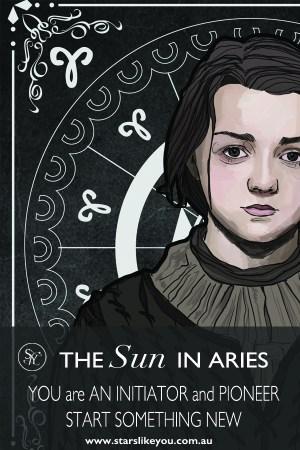 Aries Sun