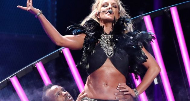 Britney Spears Interview at Israeli Tv About Her Playback Issue