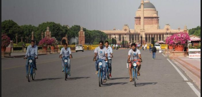 Bicycle Tour Of Delhi Event Date, Time