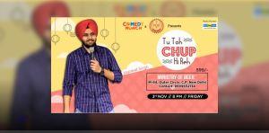 Comedy Munch Tu Toh Chup Hi Reh With Jaspreet Singh