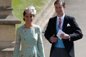 Pippa Middleton Steal the Show at Another Royal Wedding?