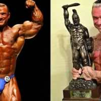 Lee Priest Arm Size - How many inches was Lee Priest arms?