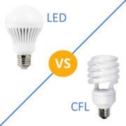LED VS CFL
