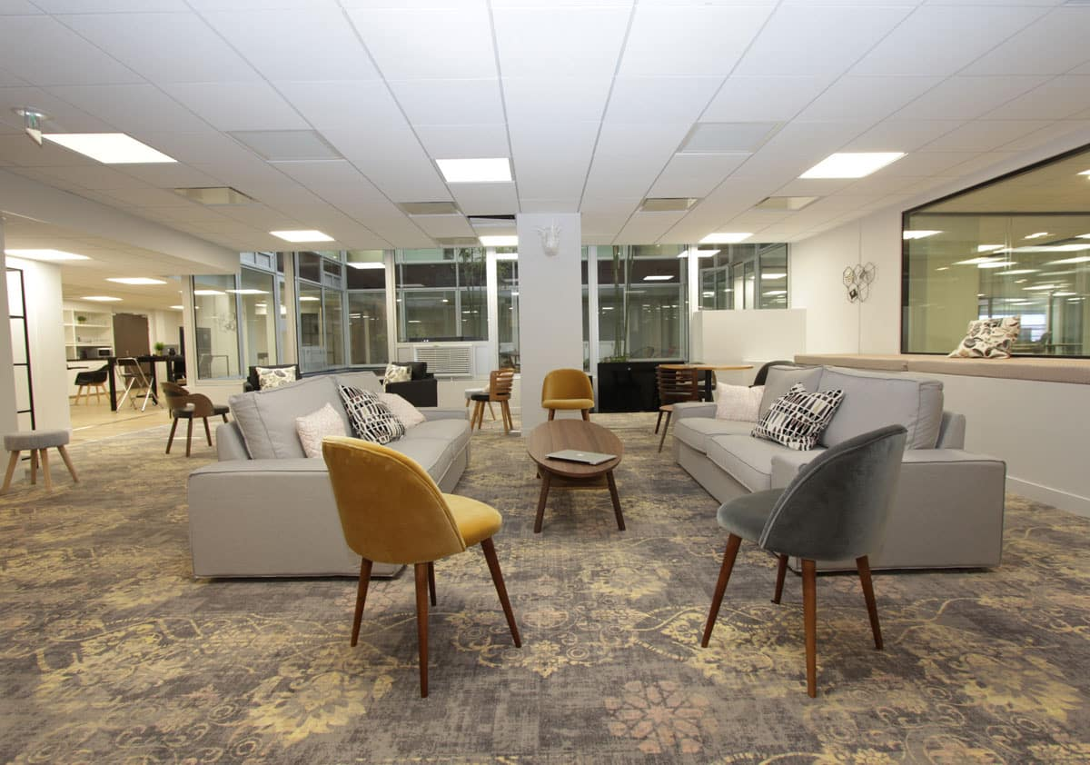 Coworking Bureaux Partags Centre Daffaires Domiciliation