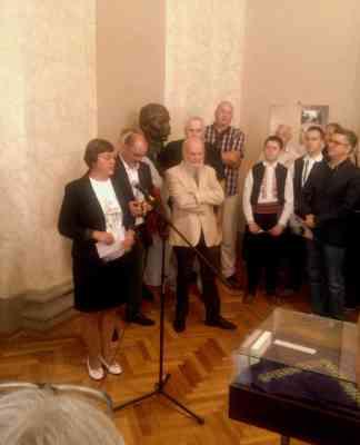 И УБУДУЋЕ... Јасмина Вујовић, Мирослав Бурцлин, Никола Влајић и Немања Ротар