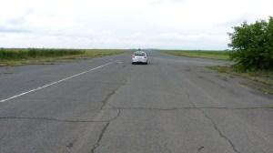 Аеродром у Ковину (Фото: mapio.net)