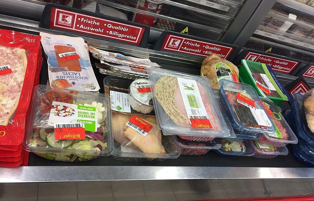 Günstiger kannst Du Lebensmittel nicht kaufen: Heute haben wir 95 Prozent gespart