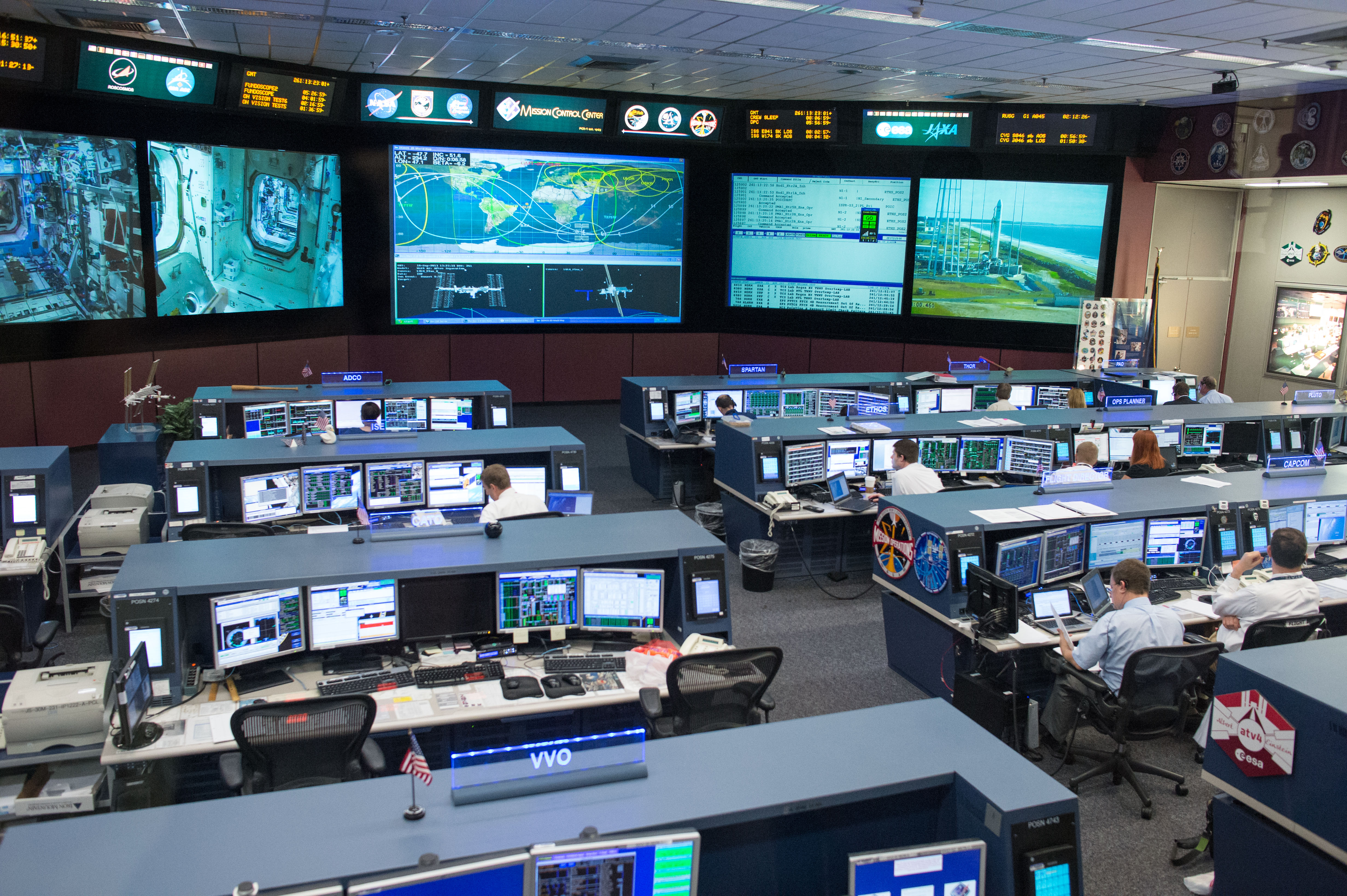 Inside NASA Mission Control with Astro Mike Massimino