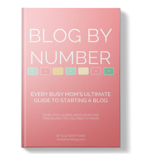 blog by number ebook